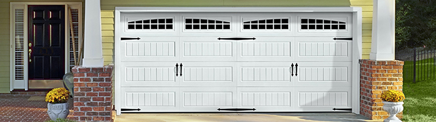 New replacement garage doors rochester garage door for New garage